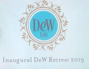Logo for the Dental Entrepreneur Women retreat