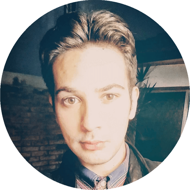 Damian Medinas UI/UX Designer