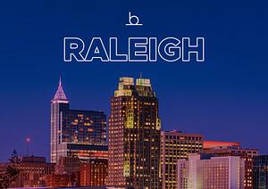Biteline Raleigh